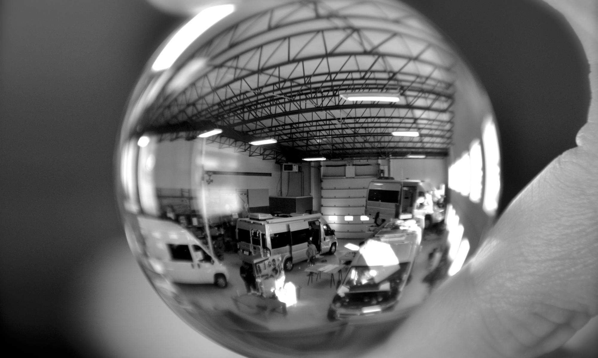 VR Panoramic Employés Lensball