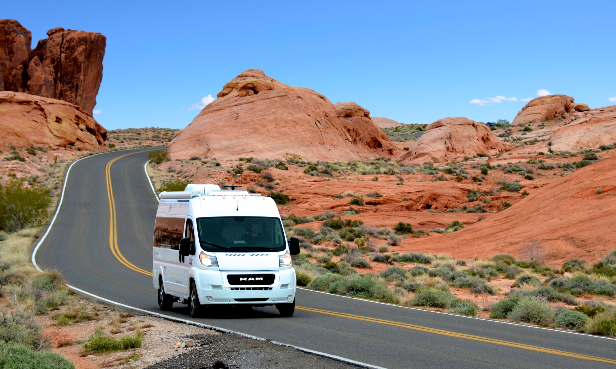 VR Panoramic - Valley of Fire