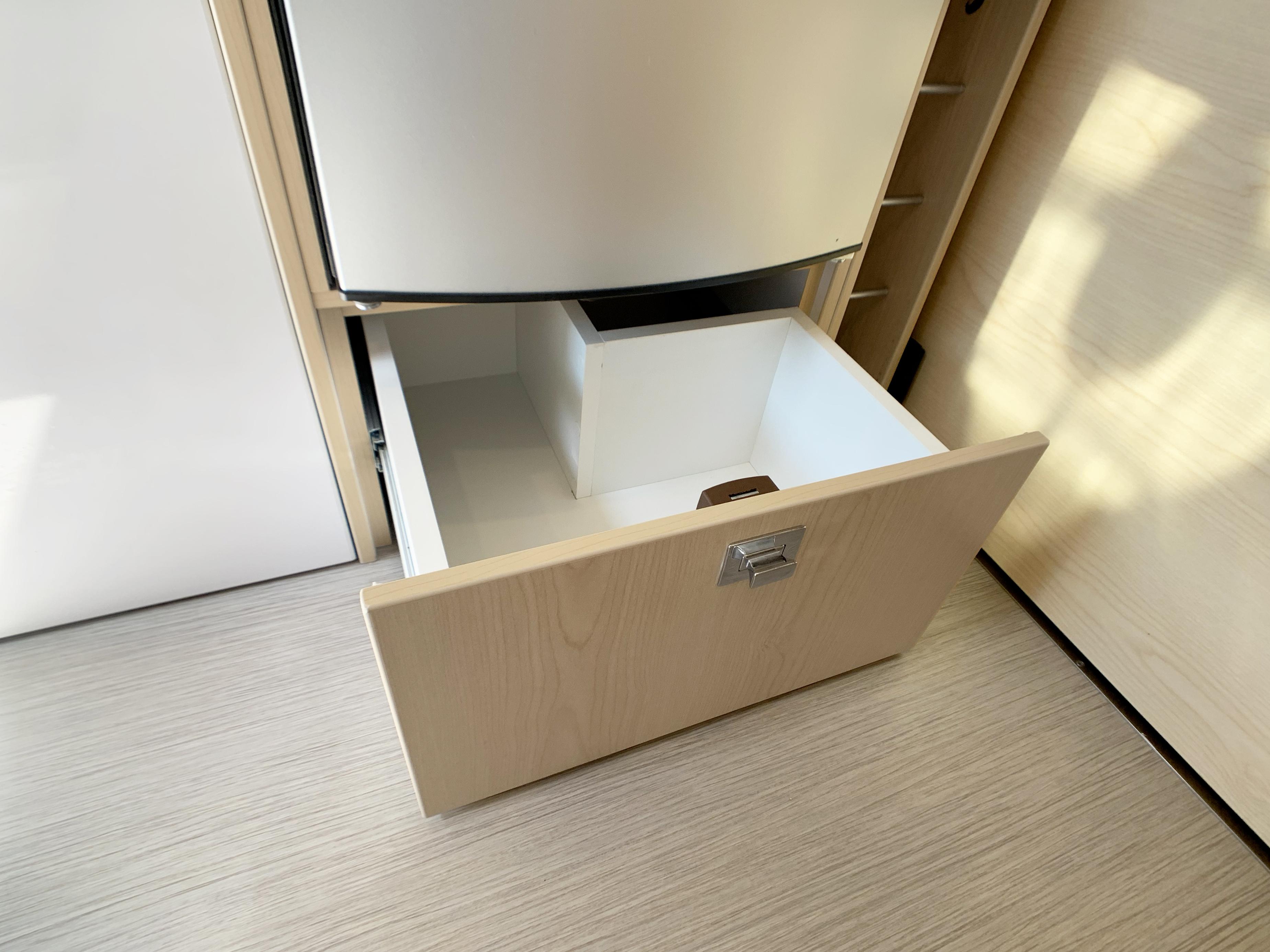 VR Panoramic - Tiroir frigo
