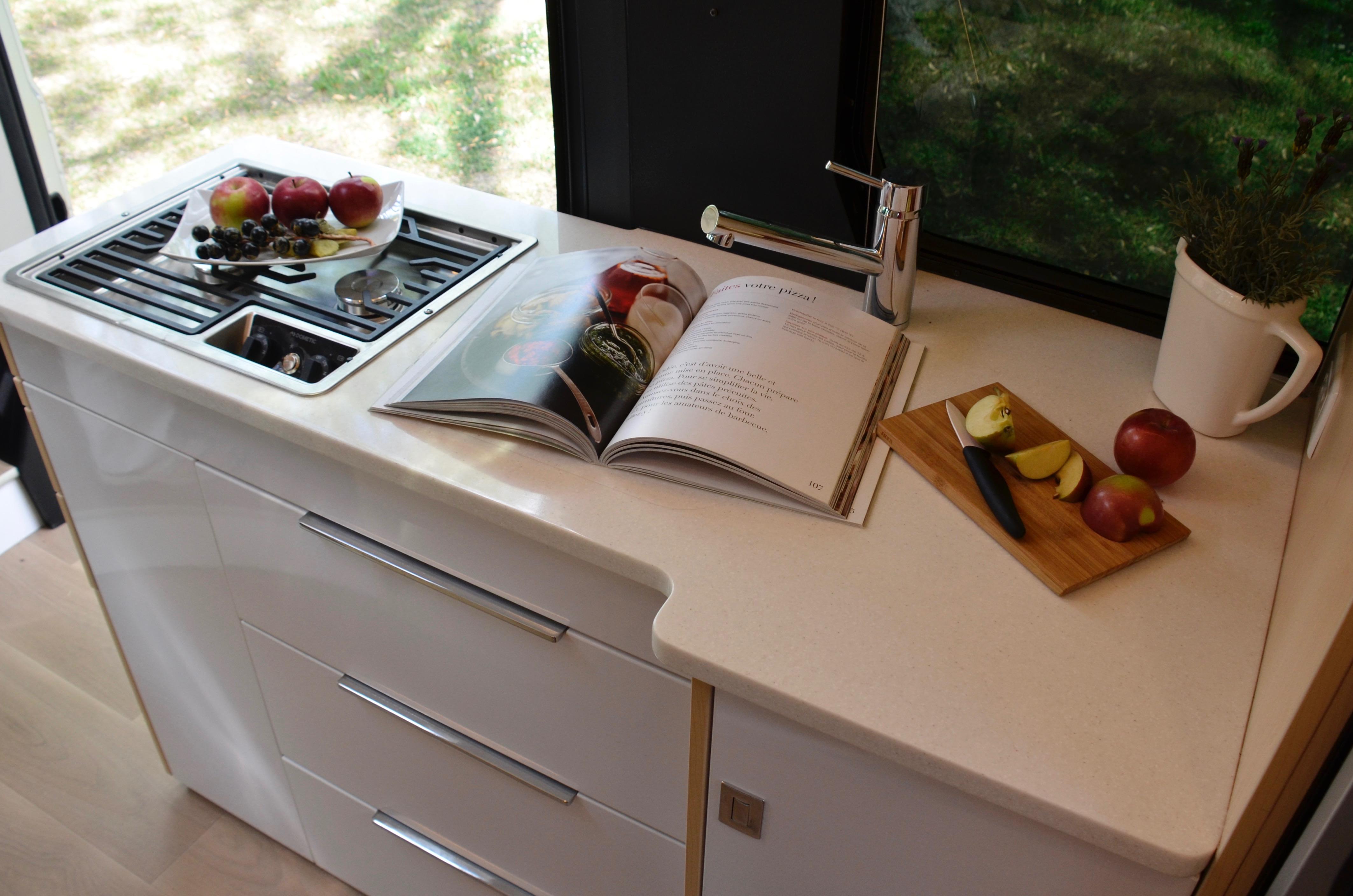 VR Panoramic - Bloc cuisine 6